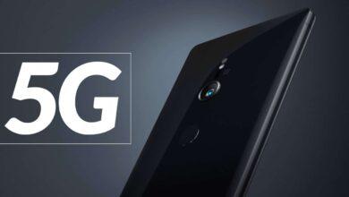 جوالات تدعم الجيل الخامس 5G