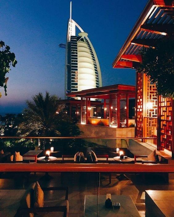 جميرا النسيم - فنادق دبي 2020