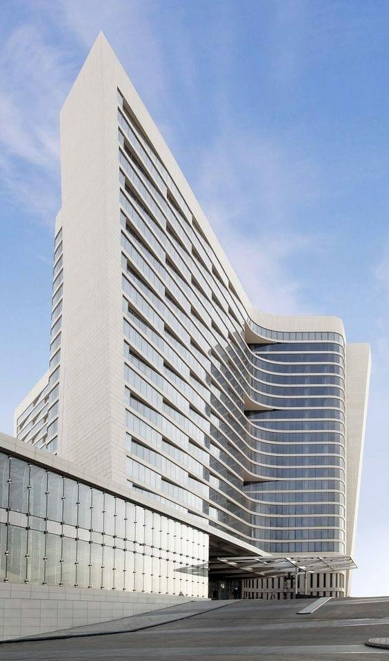 فندق هيلتون - فنادق الرياض 2020