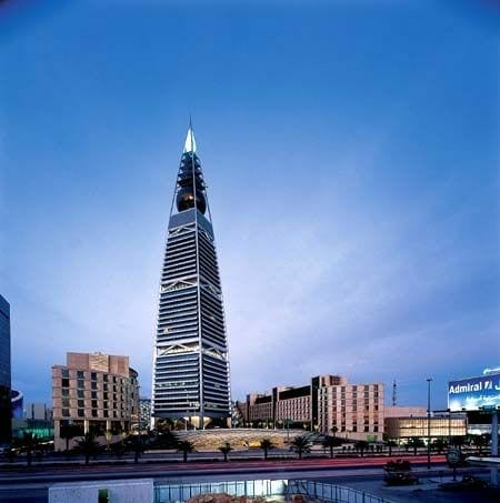 أفضل فنادق الرياض 5 نجوم 2020