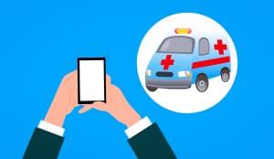 افضل تطبيقات الصحة واللياقة البدنية ambulance-3834247_12