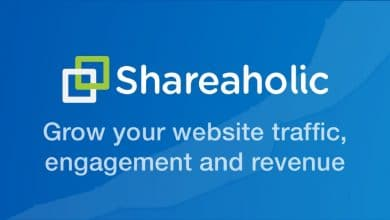 الربح من موقع shareaholic لعام 2020