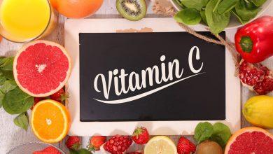 اهم فوائد فيتامين سي للشعر vitamin C