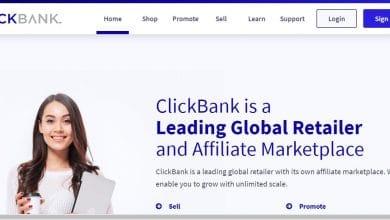 طريقة الربح من كليك بانك clickbank 2020