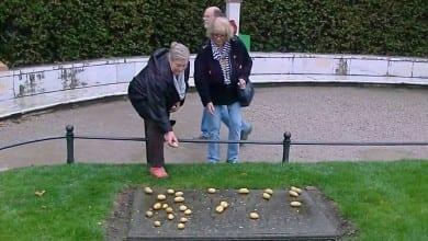 Photo of ما سر وضع البطاطس على قبر الملك فريدريك الكبير