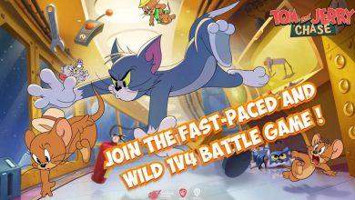 تحميل لعبة صراع توم وجيري Tom and Jerry Chase للأندرويد