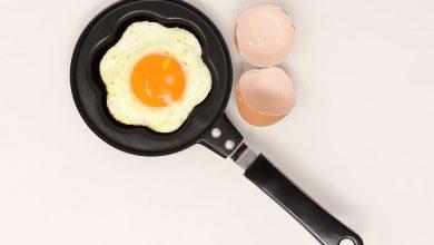 هل البيض المقلي يرفع الكولسترول