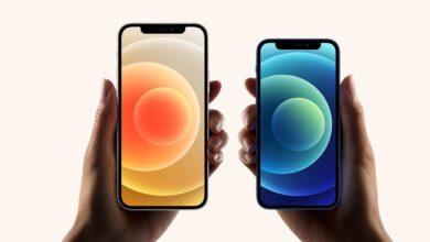 مواصفات وسعر هاتف iPhone 12 أيفون 12 بنسخه الأربعة 2020