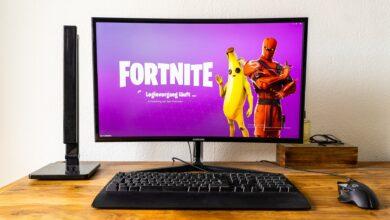 طريقة تحميل فورت نايت للكمبيوتر 2021