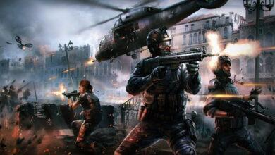 أفضل 4 ألعاب حرب للكمبيوتر اون لاين 2021