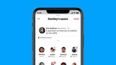 بديل كلوب هاوس Twitter spaces للغرف الصوتية والدعوات الخاصة
