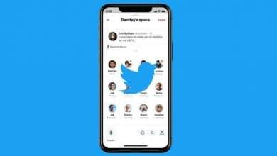 تسجيل محادثات Twitter Spaces الصوتية منافس كلوب هاوس