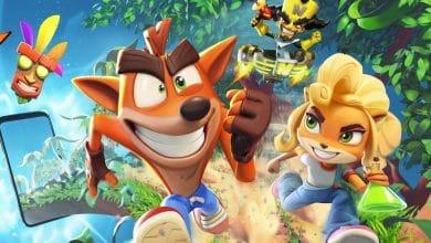 تحميل لعبة Crash Bandicoot On the Run للايفون 2021