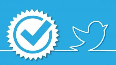 رابط توثيق حساب تويتر 2021