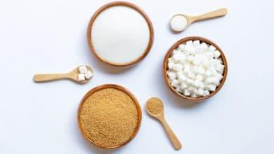 هل السكر البني صحي