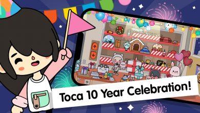 تحميل لعبة توكا بوكا التحديث الجديد 1.32 برابط مباشر 2021